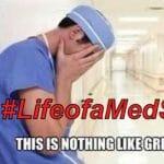 #LifeofaMedStudent